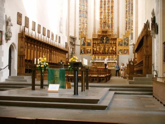 ローテンブルク-聖ヤコブ教会