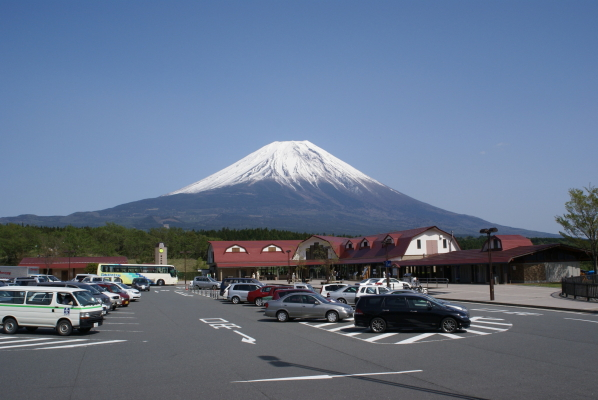 道の駅 朝霧高原