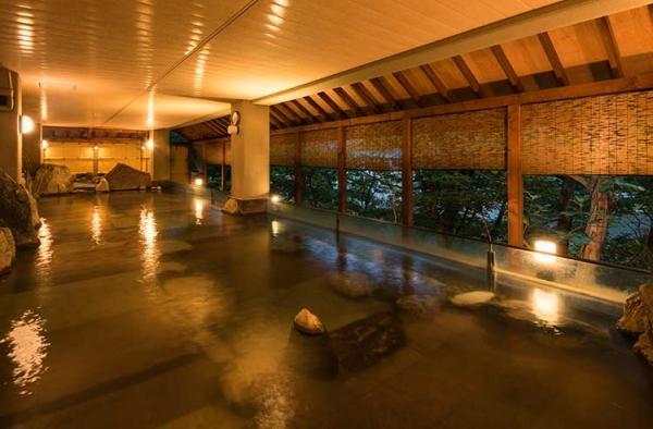 定山渓ビューホテル 温泉