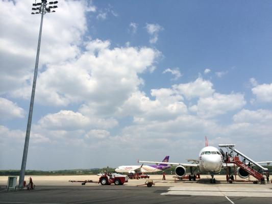 クラビ空港