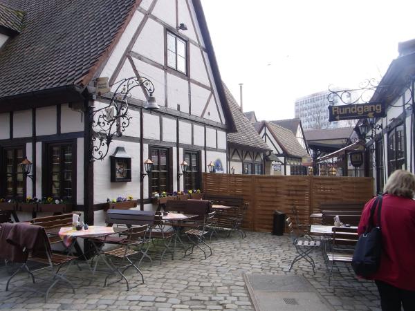 ニュルンベルク-職人広場