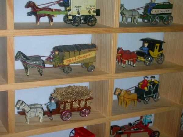 ニュルンベルク-おもちゃ博物館