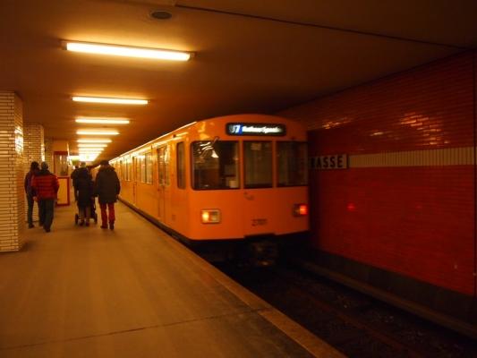 ベルリン 電車