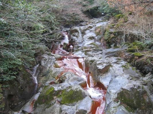 七折れの滝