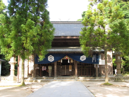 玉造温泉神社