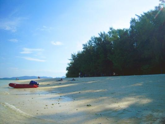 タイ バンブーアイランド