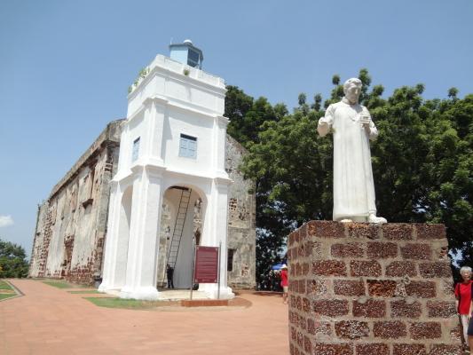 セントポール教会礼拝堂