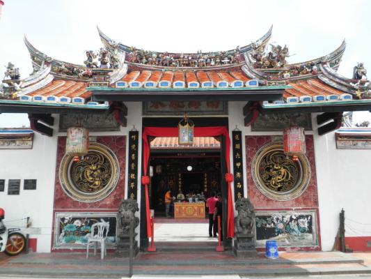 チェン・フン・テン寺院