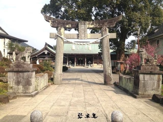 水俣八幡神社