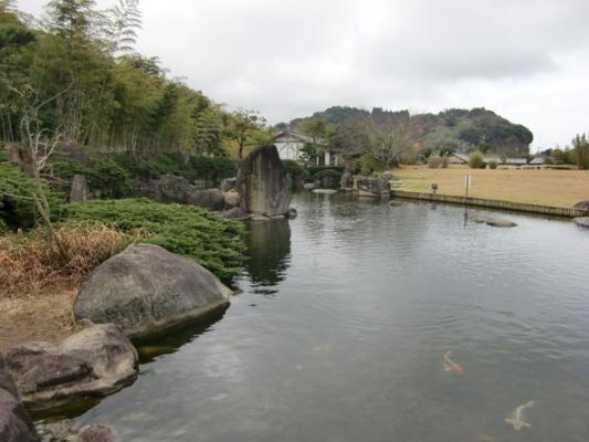 熊本 竹林公園