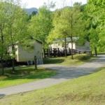 太平山リゾート公園 トレーラーハウス