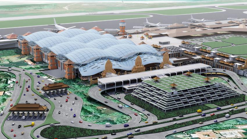 デンパサール空港